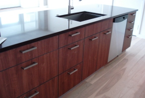 General casework residential and multi family cabinets for Residential cabinets